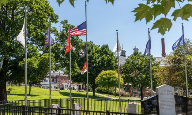 Flags at half staff Poll