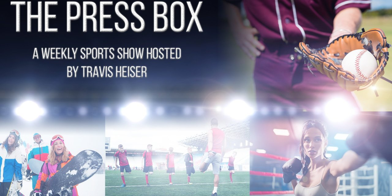 New podcast sports show launches Saturday