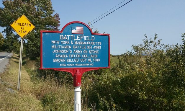 The 240th anniversary of the Battles of Stone Arabia and Klock's Field