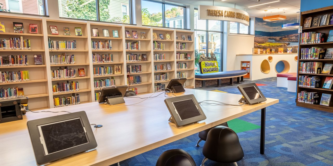 Seward announces grant funds for local libraries