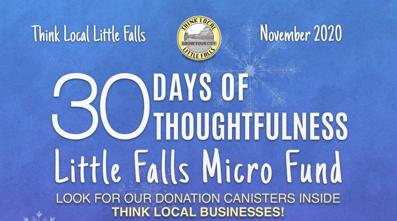 Think Local teams up with the Little Falls Micro Fund