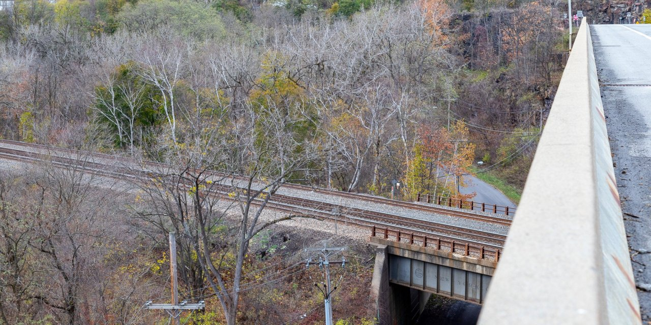 Woman jumps to her death off Ted Wind Bridge