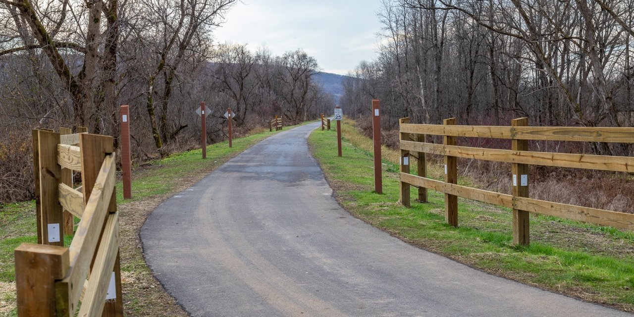 New segment of Empire State Trail completed south of Little Falls