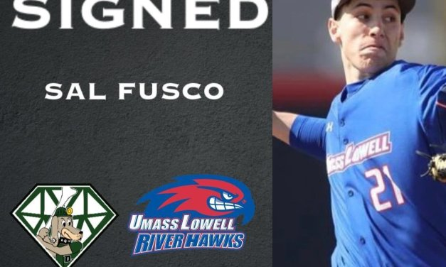 The Mohawk Valley DiamondDawgs are proud to announce their 1st player signing for the 2021 season