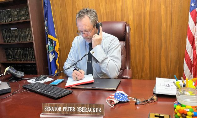 Oberacker receives committee assignments