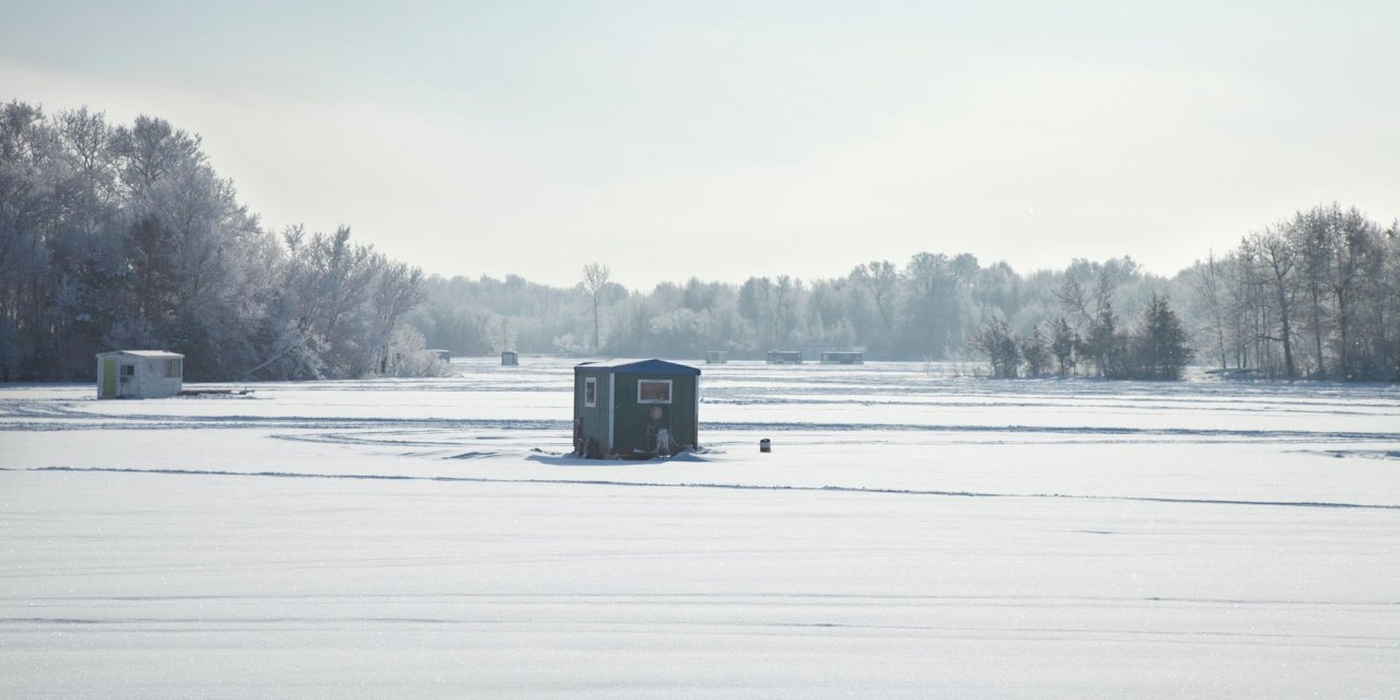DEC Encourages New York Anglers to Try Ice Fishing During Winter Months
