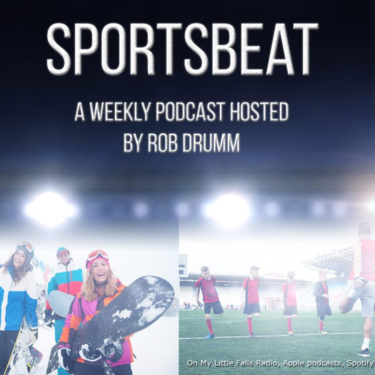 Sportsbeat with Rob Drumm Episode 0009