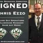 DiamondDawgs sign Chris Ezzo