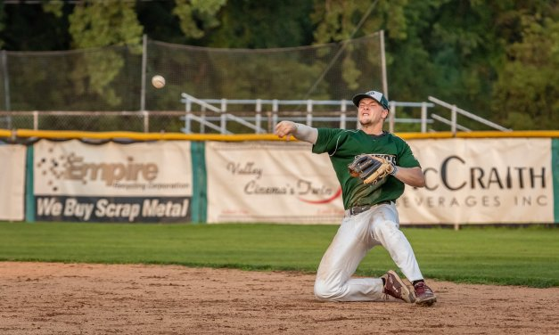 Saugerties Stops Mohawk Valley Comeback in 9th, Dawgs Lose 8-4