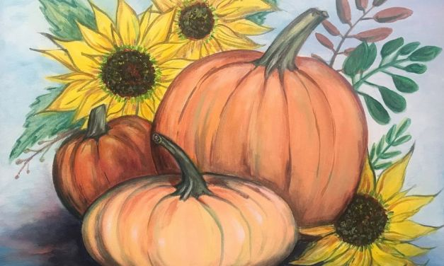 Library announces upcoming Paint and Sip series as fundraiser