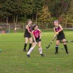 Mounties field hockey team triumphant on senior night