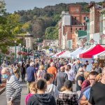 To quote most people – the 2021 Cheese Festival was 'Tremendous'