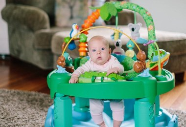 best exersaucer for babies