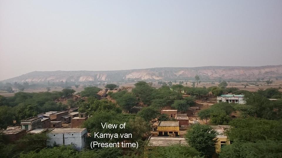 Kamya-van-present time