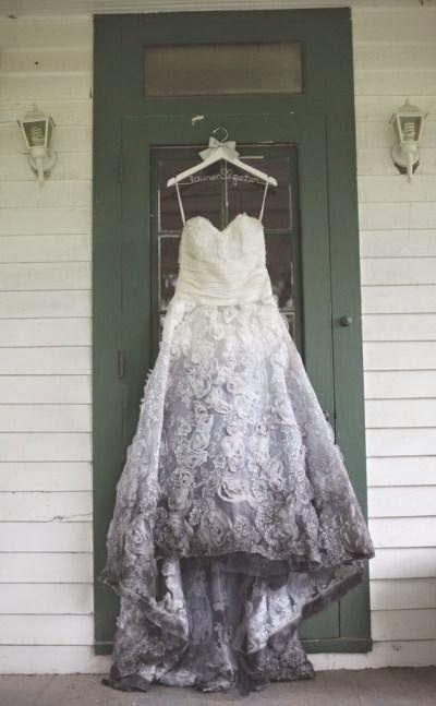 vestidos novia degradados