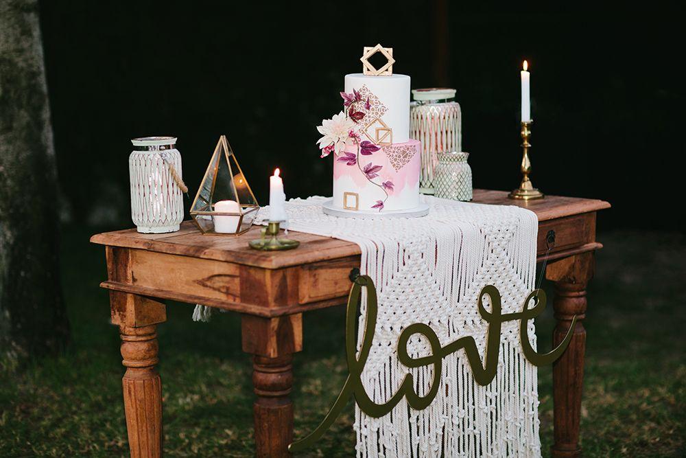 boda macrame