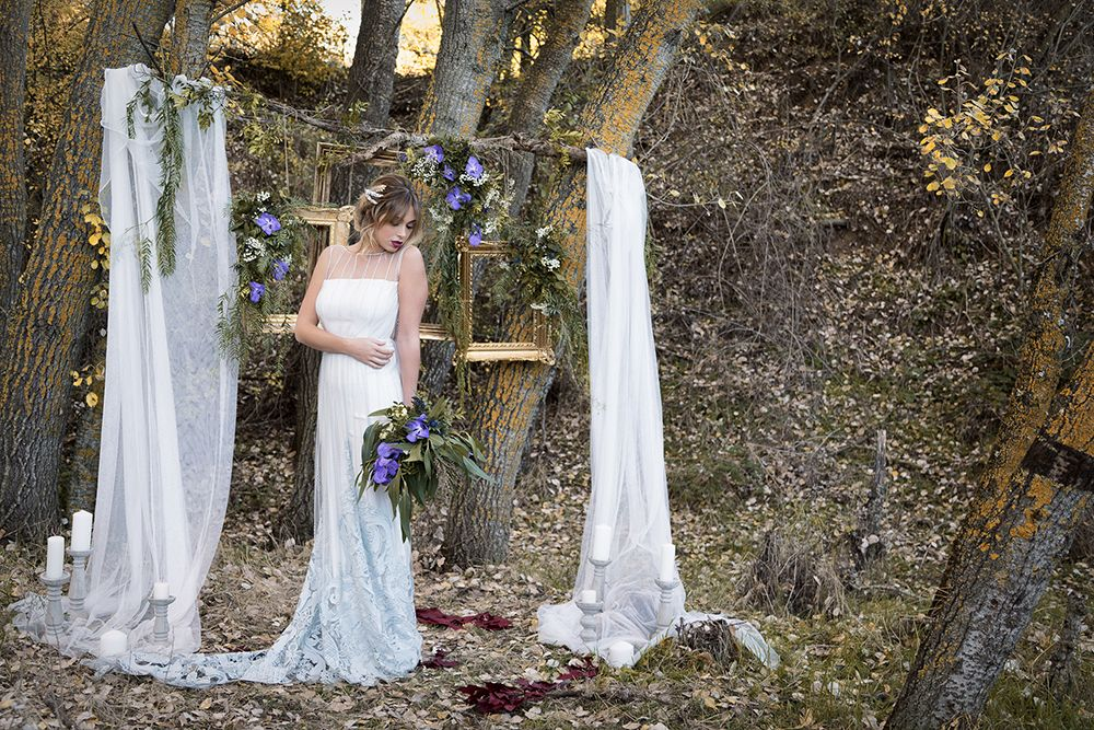boda en el bosque editorial