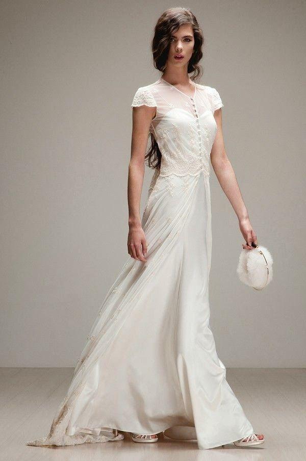 donde comprar vestidos de novia bohemios