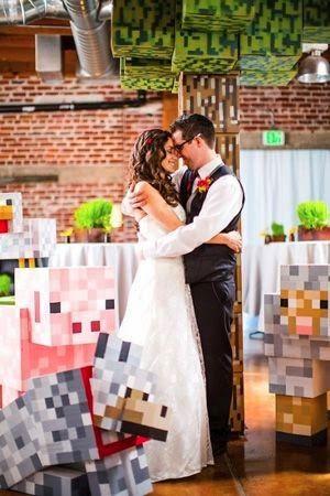 boda tematica videojuegos