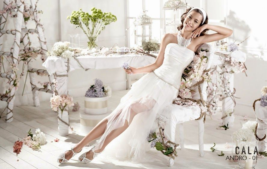 vestidos de novia bohemios villais
