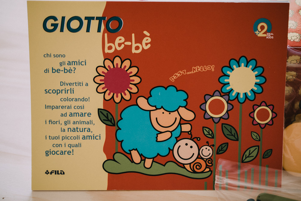Mochila Giotto Bebè