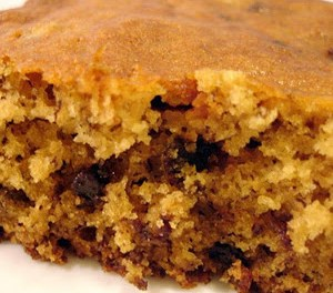 Yummilicious…Whole wheat banana cake