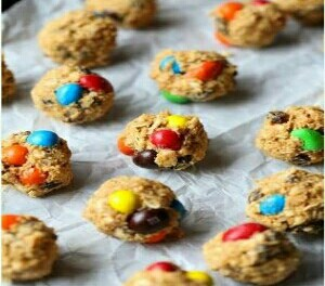 M&M cookies recipe   Best recipe for a lactating mother