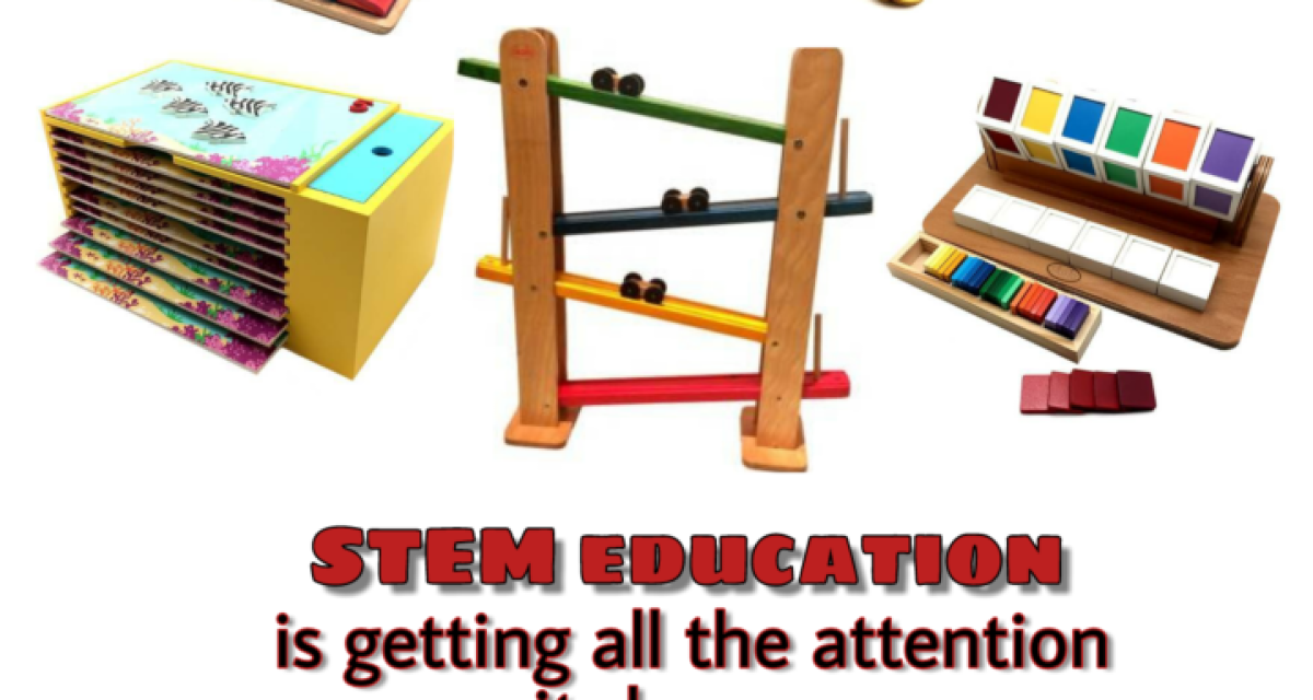 STEM education is getting all the attention it deserves | Skola toys