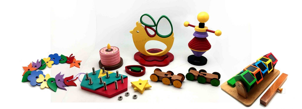 Challenging toys