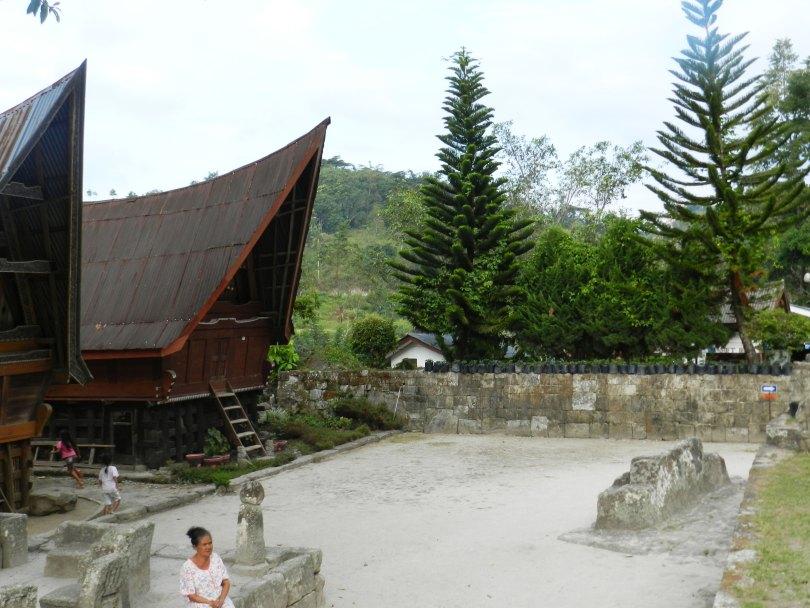 village batak sumatra