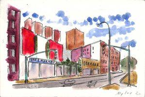 Strip Mall (192nd)