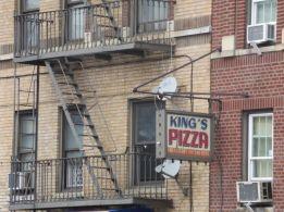 King's Pizza (Sedgwick & Kingsbridge)