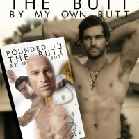 review: Pounded in the Butt by my Book Pounded in the Butt by my Own Butt