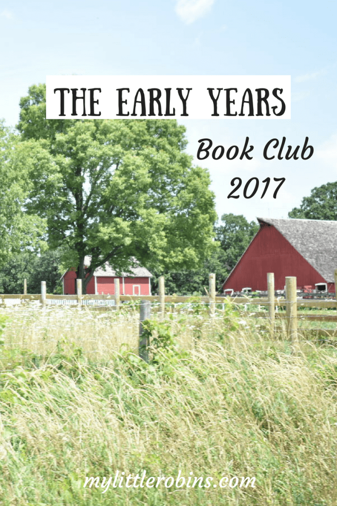 The Early Years Book Club