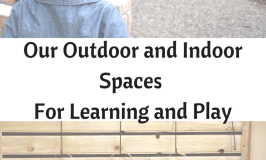 Our Play and Learning Spaces