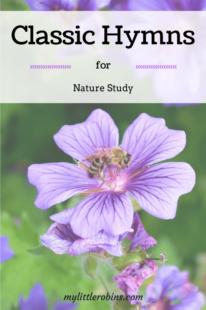 Classic Hymns for Nature Study