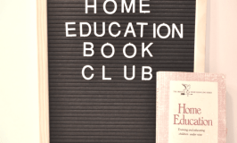 Home Education Book Club, Winter 2018