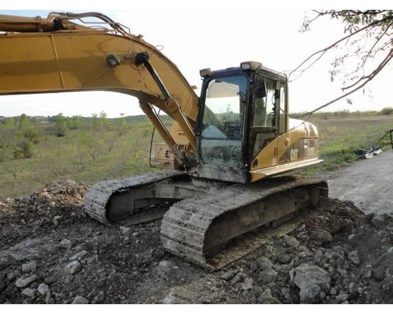 2006 Caterpillar 320CL Excavator For Sale