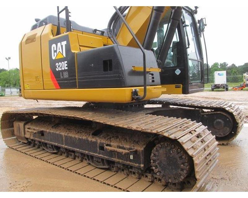 2013 Caterpillar 320ELRR Excavator For Sale