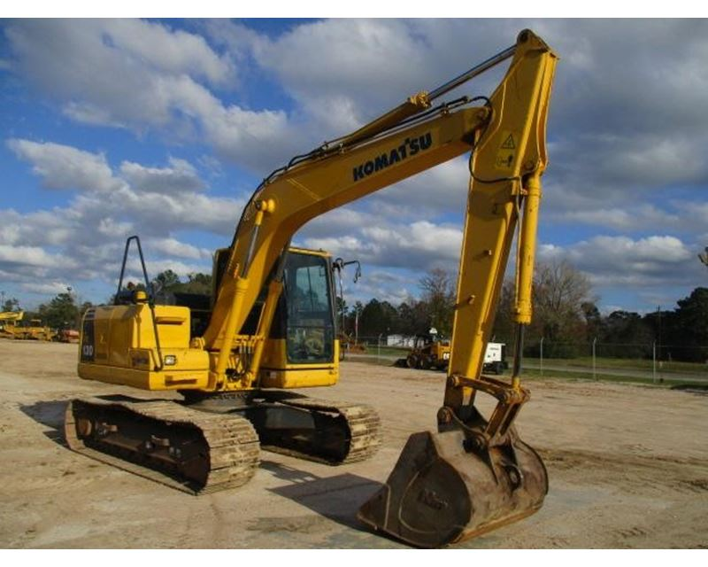 2011 Komatsu PC130 LC-8 Excavator For Sale