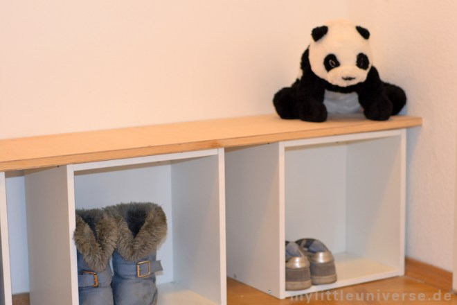 Kindergarderobe Diy Ikea Hack