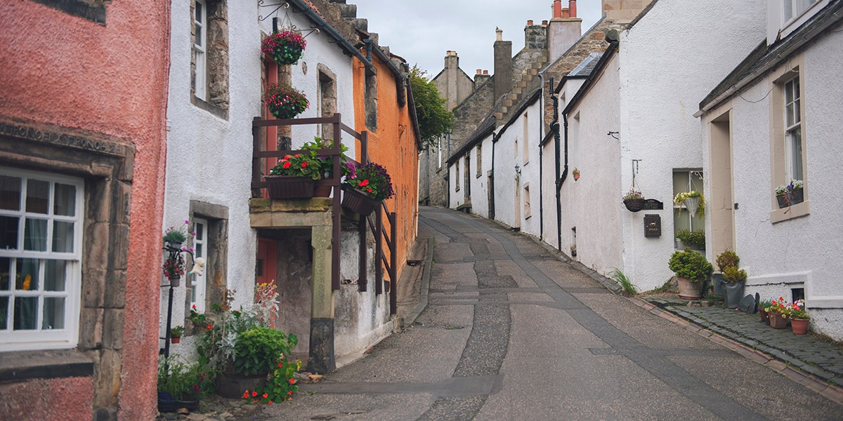 A wee wander around Culross, Fife | Explore Scotland