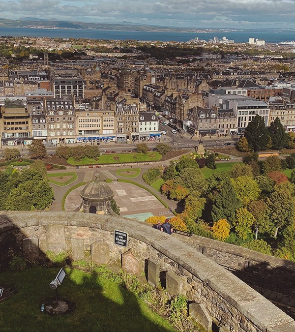 The most beautiful historic graveyards in Edinburgh