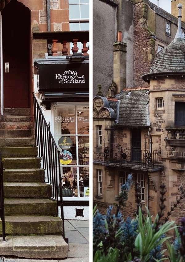 A walk down Lady Stairs Close | The Edinburgh Series