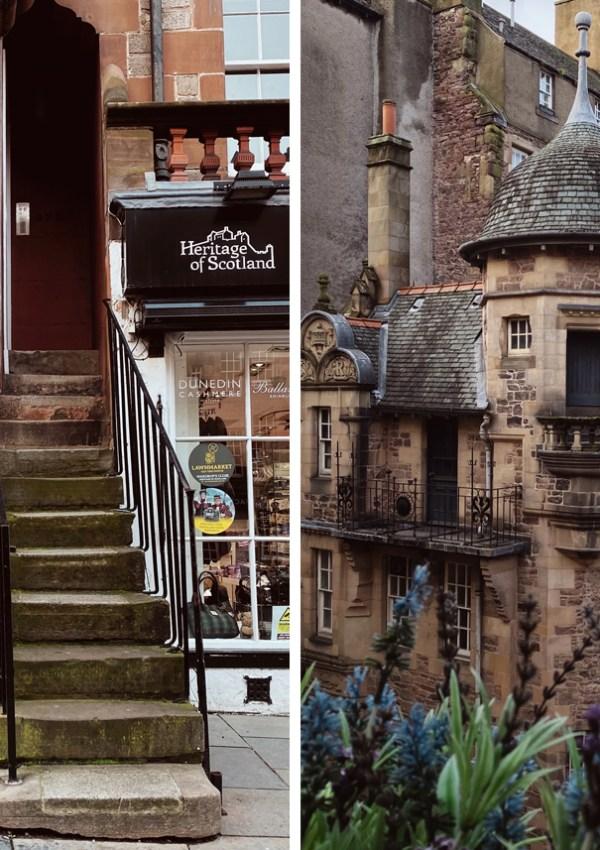 A walk down Lady Stairs Close | The Edinburgh Series