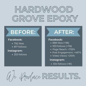 Hardwood Grove Epoxy
