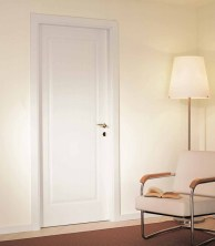 PT3 Door White Λευκή κλασσική πόρτα ταμπλάς Loft mylofteu