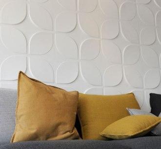 003 3d wall panels τρισδιάστατη ταπετσαρία Loft mylofteu