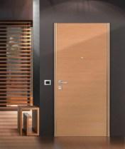 alias flat noce beautiful minimal security door πόρτα ασφαλείας χωρίς μεντεσέ Loft mylofteu