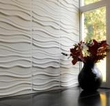 3D wallpaper waves by Loft mylofteu